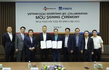 Ký kết thỏa thuận hợp tác giữa Petrosetco và Công ty CJ Powercast