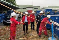 cac gian khoan cua pv drilling va can cu tren bo an toan