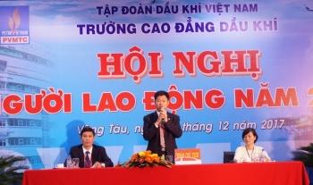 truong cao dang dau khi hoi nghi nguoi lao dong nam 2018