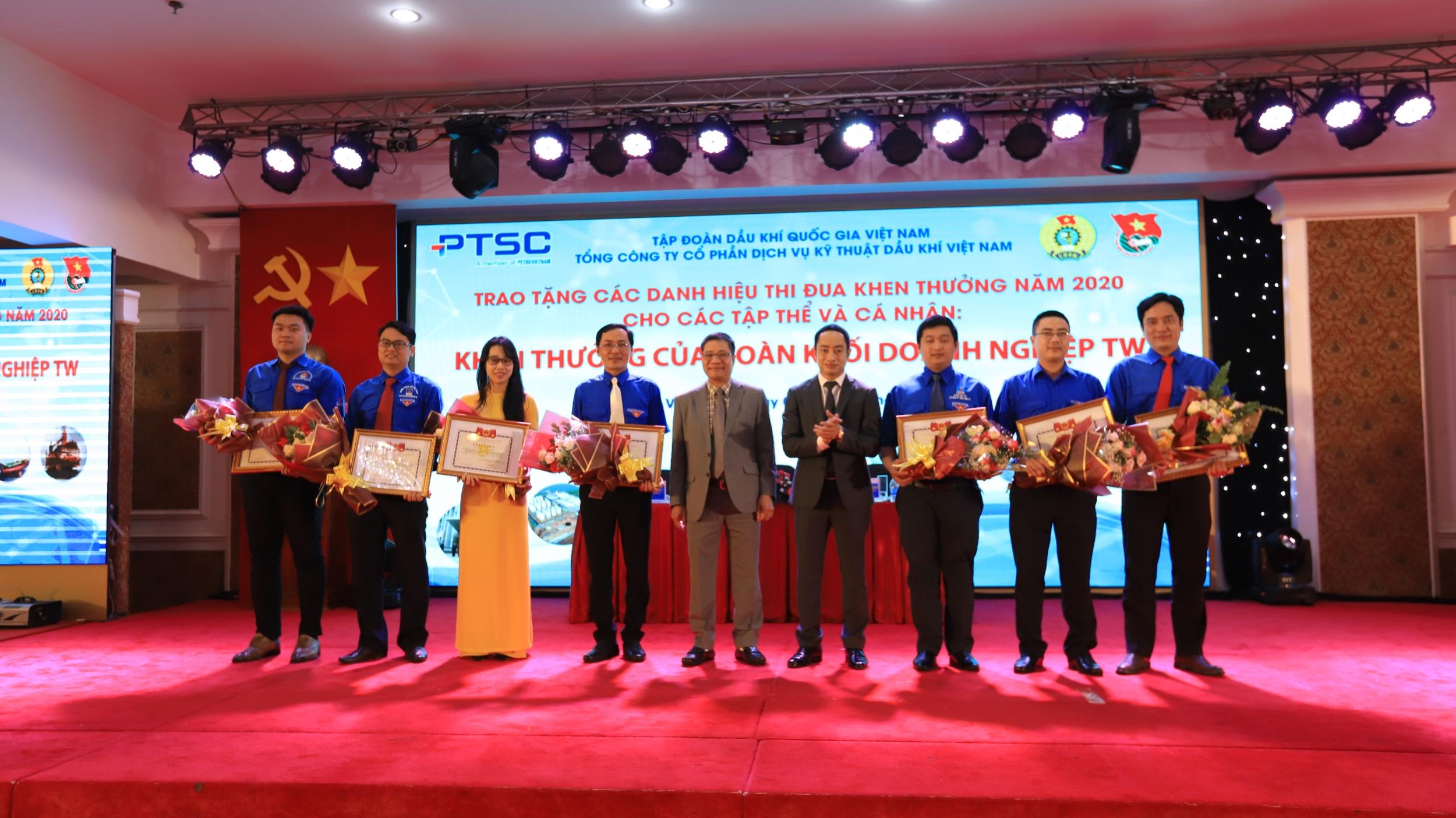 Năm 2020: Trong thành công của Petrovietnam có đóng góp vô cùng to lớn của PTSC