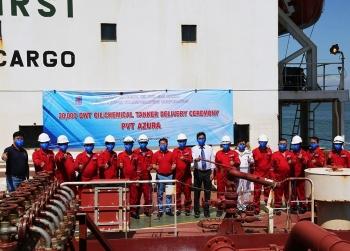 PVTrans nhận bàn giao tàu PVT AZURA tại Vũng Tàu