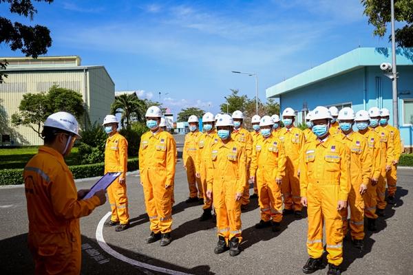Công đoàn PV GAS: Chủ động trong công tác an toàn vệ sinh lao động - phòng chống cháy nổ