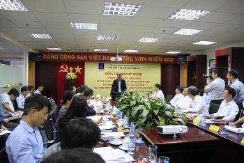 Chủ tịch HĐTV PVN Trần Sỹ Thanh làm việc tại PVTrans