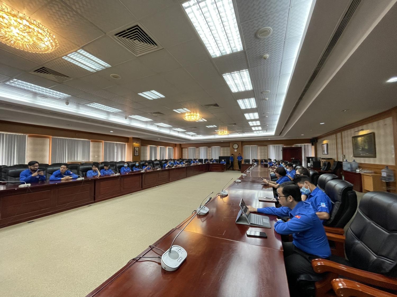 Đối thoại trực tuyến giữa Tổng Giám đốc Petrovietnam với đoàn viên, thanh niên Dầu khí trên cả nước