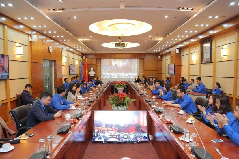 {LIVE} Đối thoại trực tuyến giữa Tổng Giám đốc Petrovietnam với đoàn viên, thanh niên Dầu khí trên cả nước