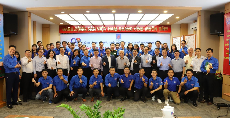 Triển khai các hoạt động chào mừng kỷ niệm 60 năm Ngày truyền thống ngành Dầu khí Việt Nam
