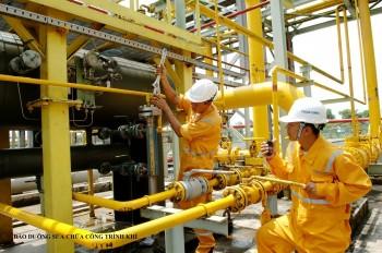 PV GAS tăng cường công tác bảo đảm an ninh - an toàn  trong dịp lễ