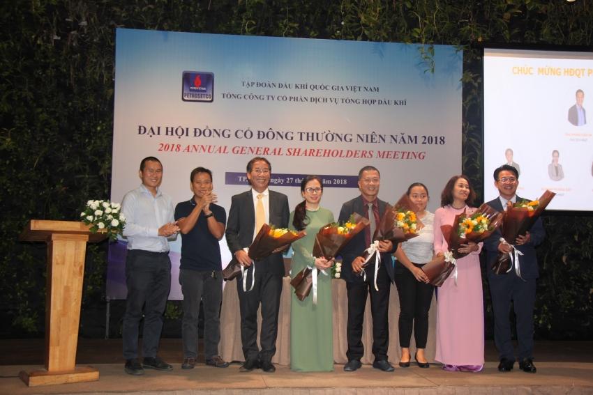 petrosetco to chuc thanh cong dai hoi co dong nam 2018