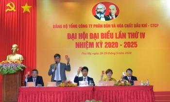 Đảng bộ PVFCCo nhiệm kỳ 2020-2025: Đổi mới để phát triển bền vững