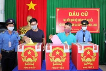 Bầu cử sớm tại Liên doanh Việt – Nga Vietsovpetro