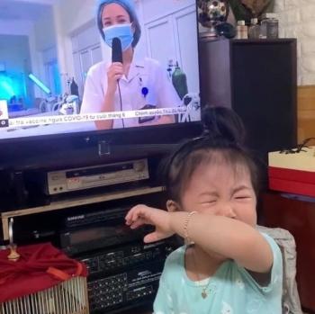CĐ DKVN động viên gia đình nữ điều dưỡng tuyến đầu chống dịch Bắc Giang