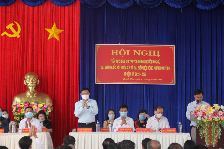 Tổng giám đốc Petrovietnam Lê Mạnh Hùng trúng cử ĐBQH khoá XV