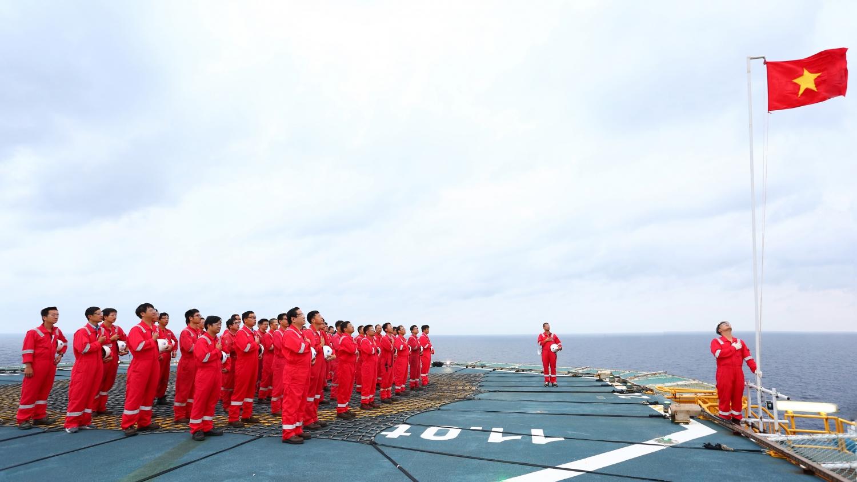 Kỳ 1: Dự án Biển Đông 01- nơi mà lòng yêu nghề và tình yêu nước đã được thể hiện