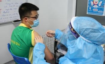 PVFCCo triển khai tiêm vắc-xin cho người lao động