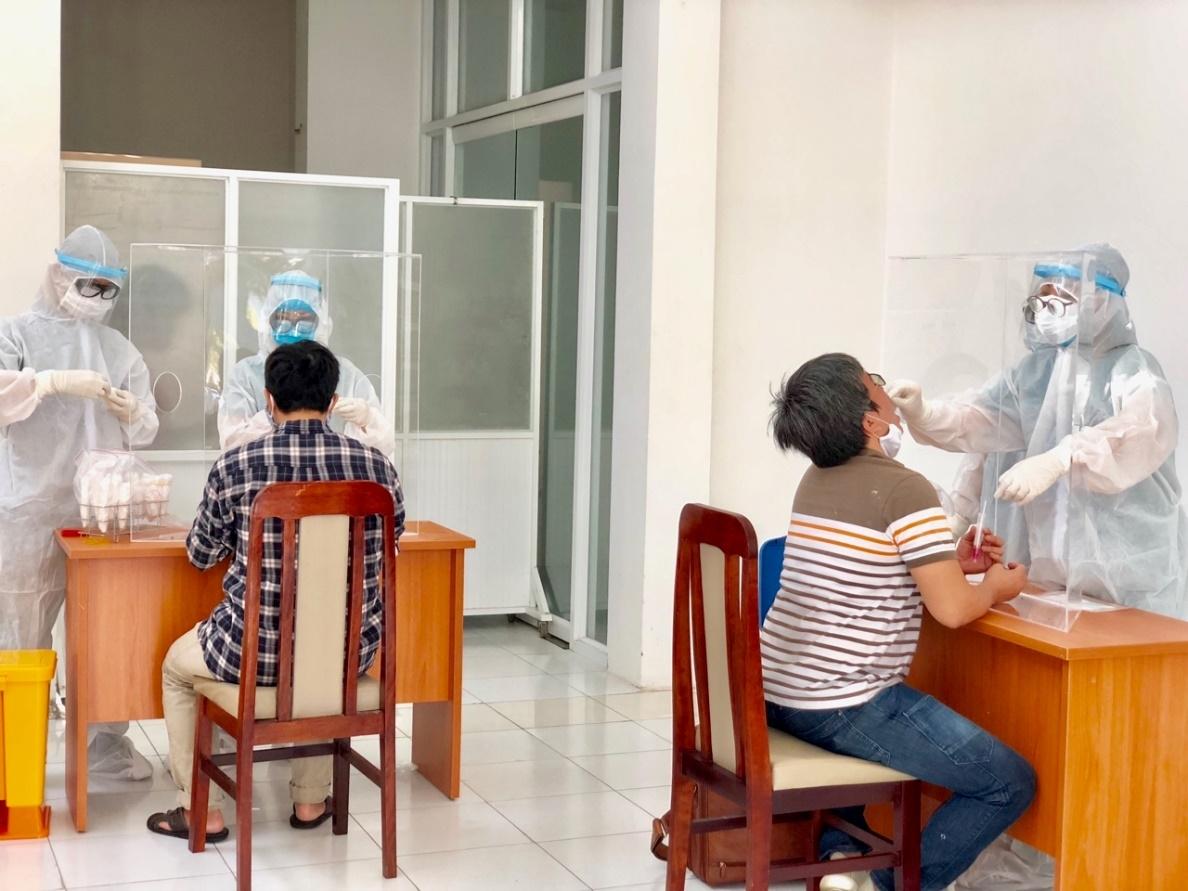 Vietsovpetro triển khai tiêm vắc-xin ngừa COVID-19 cho cán bộ công nhân viên và người lao động