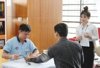 Đoàn Thanh niên PV GAS tổ chức chương trình hiến máu nhân đạo