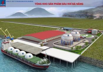 Khánh thành Tổng kho sản phẩm dầu khí Đà Nẵng