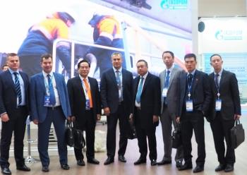 Chủ tịch Petrovietnam tham dự Diễn đàn khí đốt Quốc tế Saint Peterburg SPIGF lần thứ 9 và làm việc với các đối tác của Liên bang Nga
