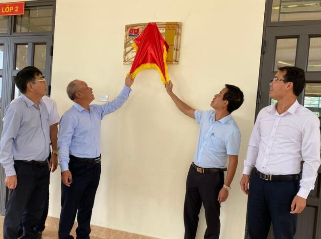 Vietsovpetro khánh thành công trình an sinh xã hội tại các tỉnh Tuyên Quang, Lào Cai