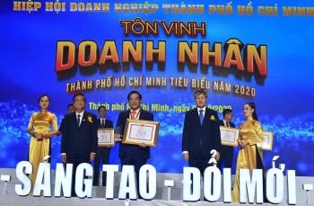 BIENDONG POC được tôn vinh Doanh nghiệp - Doanh nhân TP. HCM tiêu biểu năm 2020