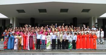 Công đoàn PV Drilling: Kỷ niệm 90 năm Ngày Phụ nữ Việt Nam và chương trình Áo dài - Di sản văn hoá Việt Nam