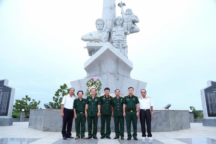 Cựu Chiến binh Vietsovpetro phát huy phẩm chất Bộ đội Cụ Hồ