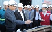 Phó Thủ tướng Thường trực Trương Hòa Bình: Triển khai quyết liệt Dự án NMNĐ Thái Bình 2