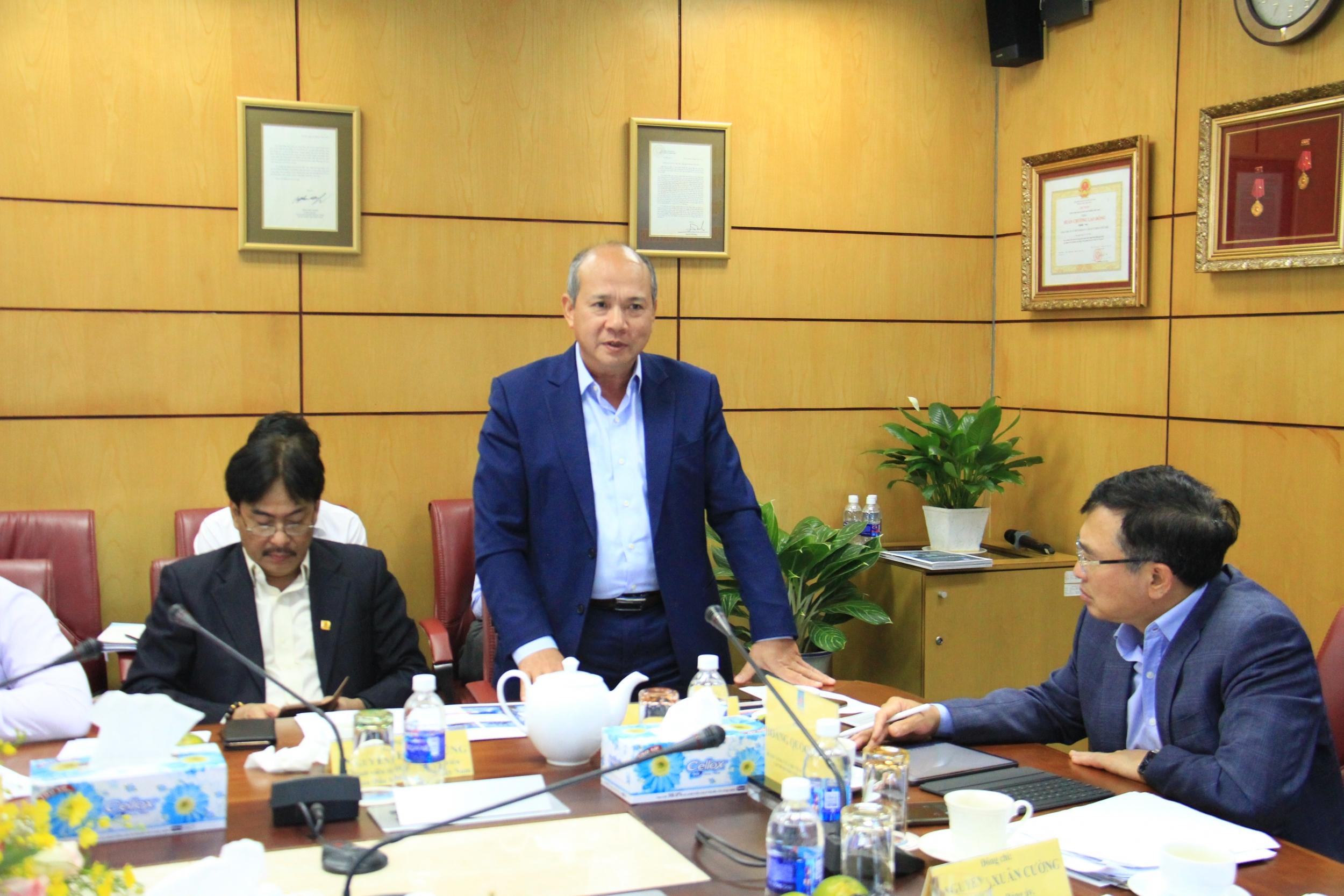Đồng chí Hoàng Quốc Vượng: PV Drilling có vai trò, đóng góp rất quan trọng đối với Petrovietnam