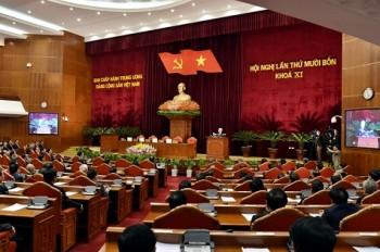 Bế mạc Hội nghị Trung ương lần thứ 14