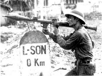 Những hình ảnh về cuộc chiến tranh biên giới Việt - Trung 1979