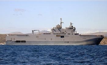 Giữa căng thẳng với Thổ Nhĩ Kỳ, Pháp điều tàu chiến đến Cyprus