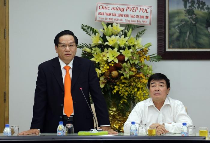 PVEP POC cán đích ở mức sản lượng 425.000 tấn dầu