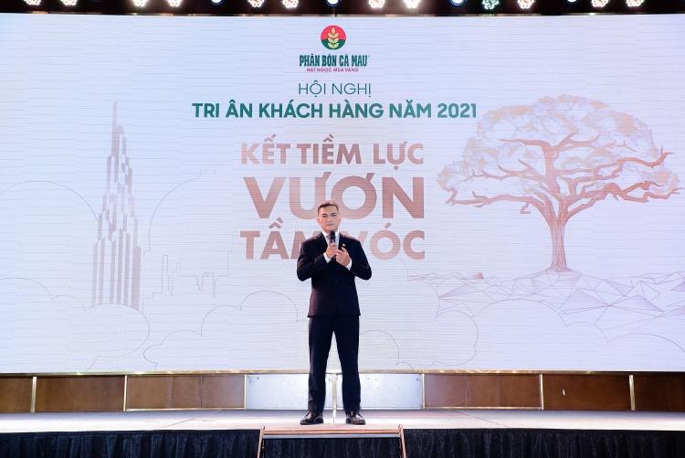 Phân bón Cà Mau tri ân đối tác, khách hàng năm 2021