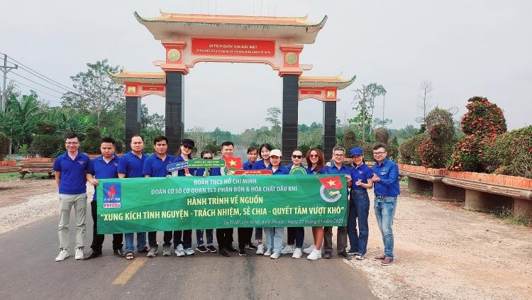 Tuổi trẻ Cơ quan PVFCCo tổ chức nhiều hoạt động an sinh xã hội ý nghĩa