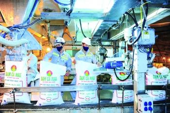 PVCFC: Hai sứ mệnh, một thương hiệu Phân bón Cà Mau