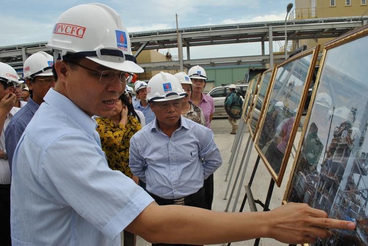 Tổng Giám đốc Petrovietnam Lê Mạnh Hùng gửi thư chúc mừng nhân sự kiện 10 năm Phân bón Cà Mau
