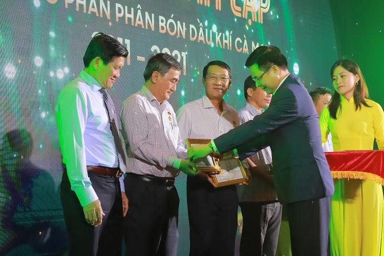 Kỷ niệm 10 năm thành lập PVCFC: Tỏa sáng nhiệt huyết - Viết tiếp thành công