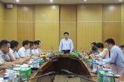 Phó Tổng Giám đốc Petrovietnam Lê Xuân Huyên làm việc với PVFCCo