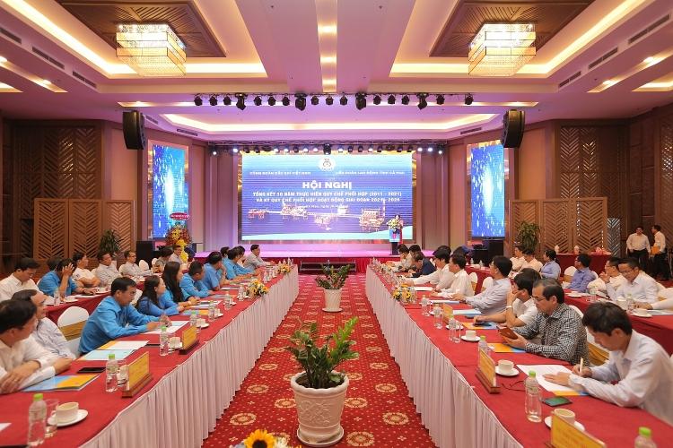 10 năm (2011-2021) phối hợp giữa CĐ DKVN và LĐLĐ tỉnh Cà Mau: Nhiều thành quả đáng tự hào!