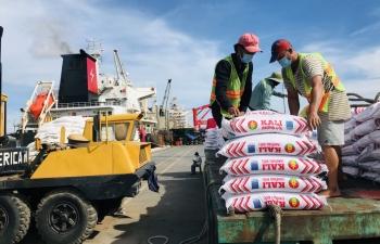 Phân bón Cà Mau nỗ lực cung ứng Kali Cà Mau chất lượng cao cho vụ hè thu 2021