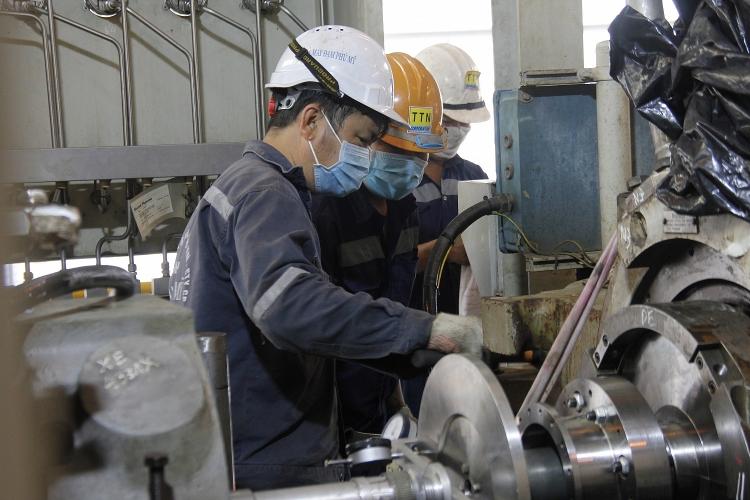 PVFCCo: Phòng chống dịch nghiêm ngặt trong BDTT Nhà máy Đạm Phú Mỹ