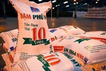 nha may dam phu my can moc san luong 10 trieu tan ure