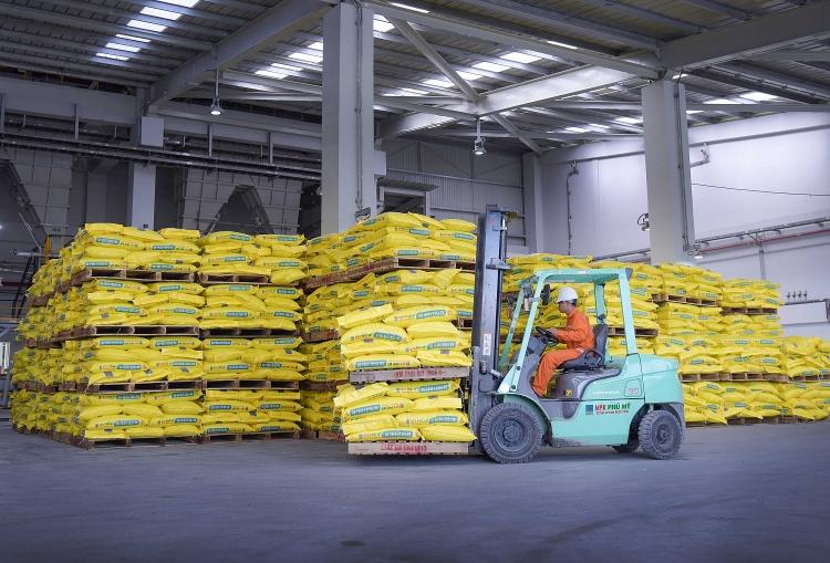 PVFCCo: Đảm bảo cung ứng phân bón Phú Mỹ trong mùa dịch Covid-19