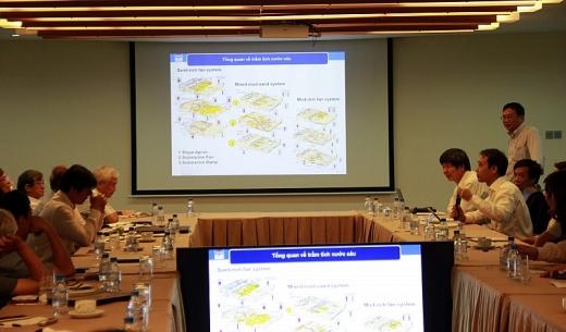 Hội thảo khoa học về tầng chứa Turbidite