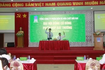 Phiên họp bất thường Đại hội đồng Cổ đông PVFCCo: Bầu thay thế Thành viên HĐQT độc lập