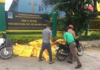 PVFCCo chủ động triển khai phòng chống siêu bão Molave
