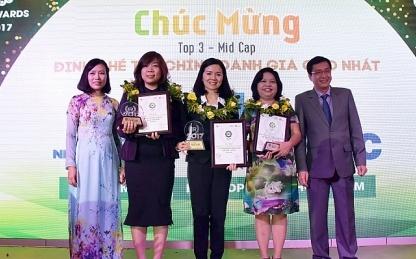 dpm top 3 doanh nghiep niem yet co hoat dong ir tot nhat 2017