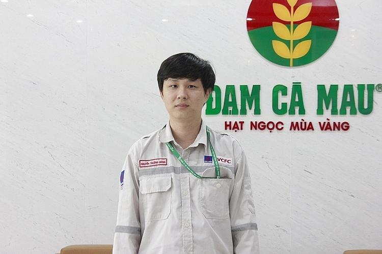 Kỹ sư Nguyễn Trường Giang: Dấu ấn của tinh thần cầu tiến