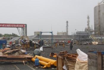 PVFCCo chủ động ứng phó với bão số 16