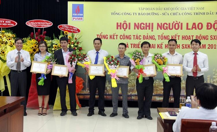 PVMR: Lãnh đạo mới - luồng sinh khí mới